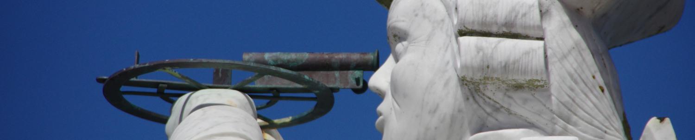 statue-ecole-navale-brest-Jean-Charles-de-Borda-