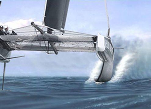 bateau foil